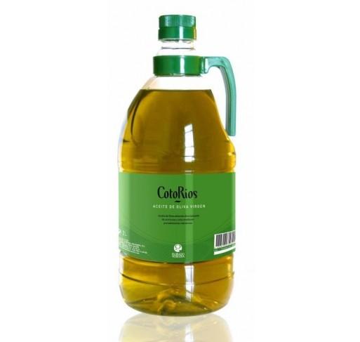 Coto Rios. Aceite de Oliva Picual. 6 Garrafas de 2 litros