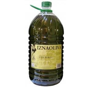 Iznaoliva. Picual Olive oil. 3 X 5 Liters.