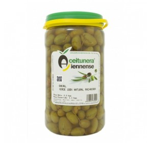 Green Olives from Okal variety. 1.1 kG