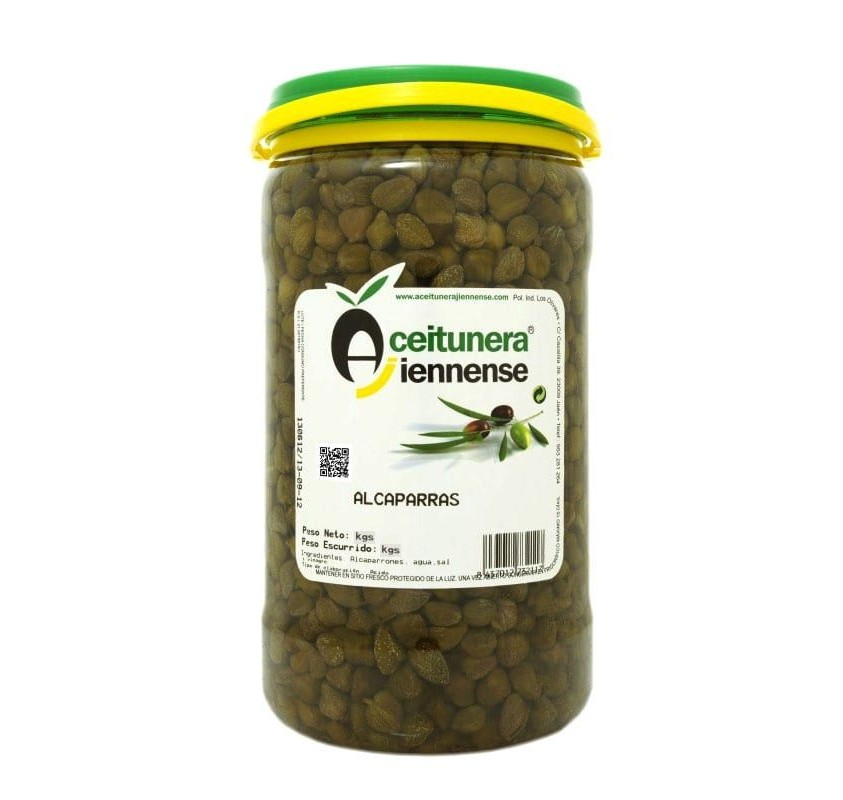 Bottle of Capers. 800 g