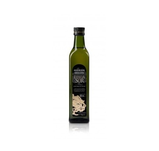 Esencia del Sur. Picual Olive oil. 12 Bottles of 500 ml
