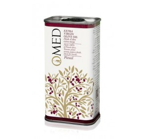 Omed. Picual Olive oil. 24 tins of 250 ml