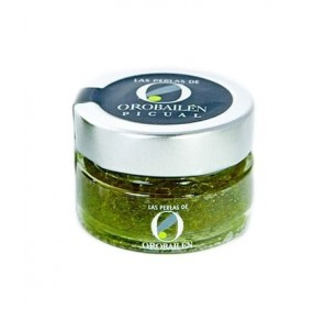 Caviar of olive oil Oro Bailén Picual 50 gr