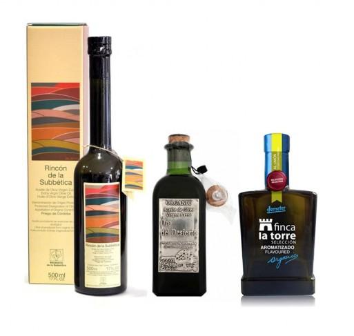 Los tres mejores aceites Ecológicos del mundo. Cosecha 2014-15