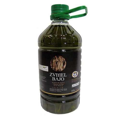 Zumel Bajo Organic. 5 Bottles of 2 Liters