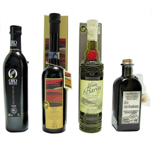 The Four World's Best Olive Oils 2014-15