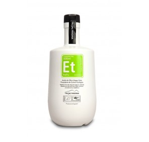 Eretru. Organic Olive oil. 6 bottles of 500 ml