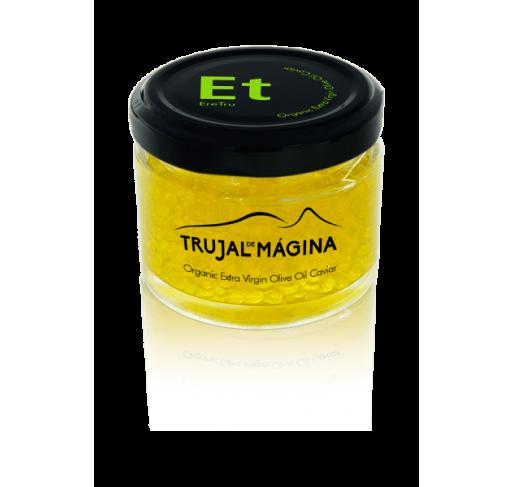 Eretru. Organic Extra Virgin Olive Oil Caviar. 6 units of 180 gr