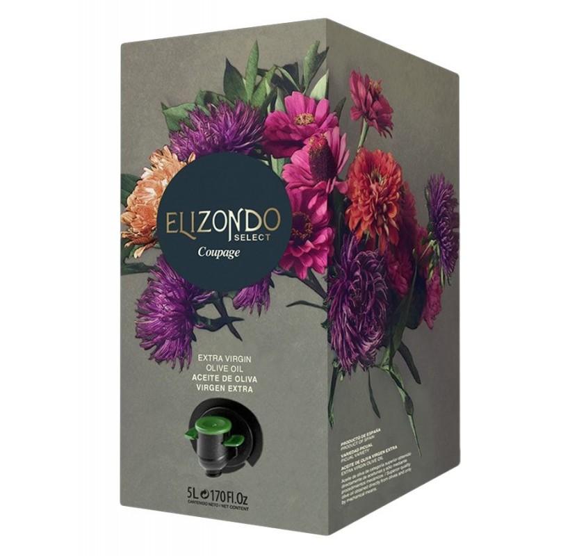 Elizondo Select Coupage. Bag in Box 5 Litros