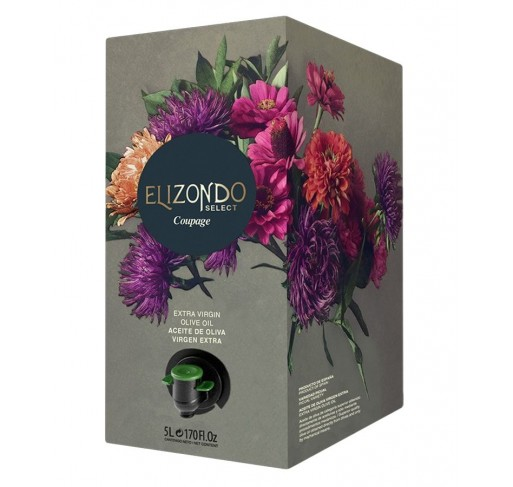 Elizondo Select Coupage. Bag in Box 5 Liters