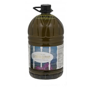Balcon del Guadalquivir. Picual Olive oil. 3 bottles of Liters