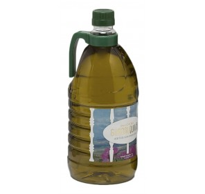 Balcón del Guadalquivir. Picual Olive oil. 6 bottles of 2 Liters