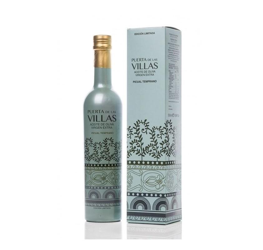 Puera de las Villas 500 ml. Edición especial
