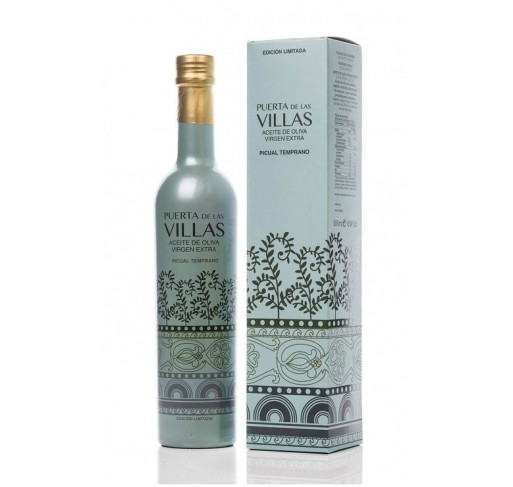 Puera de las Villas. Early harvest. Special Edition. 500 ml