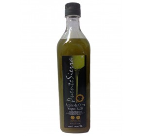 Puente Sierra. Unfiltered olive oil. 1 L.
