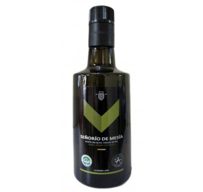 Señorío de Messia. Picual Olive oil. 500 ml bottle.
