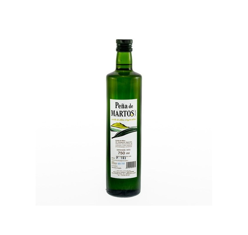Peña de Martos. Aceite de oliva Picual. 750 Ml
