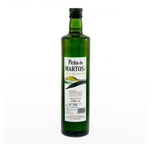 Peña de Martos. Aceite de oliva Picual. 750 Ml. Caja de 12und