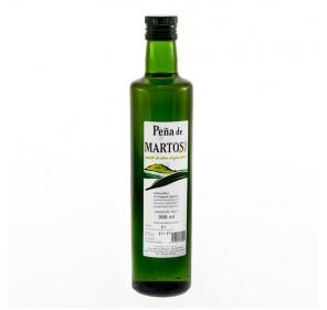 Peña de Martos. Aceite de oliva Picual. 500 ML