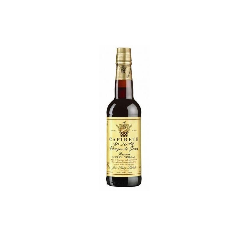 Vinagre de Jerez. Capirete 20 años 375ml