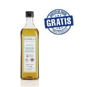 Sierra de Cazorla. Picual Olive oil. 4 bottles of 5 liter