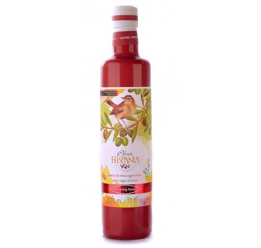 Oleum Hispania olive Oil. Pajarera 500 ml. glass bottle