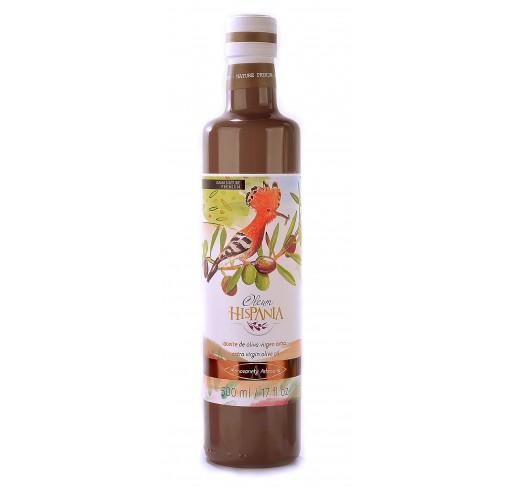 Oleum Hispania arbosana. Botella de 500 ml.