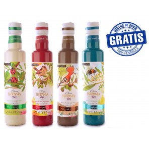 Oleum Hispania. Pack 12 X 250 ml. glass bottle.
