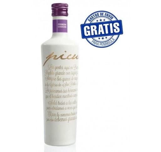 Picuélite alta gama. 6 bttles of 500 ml.