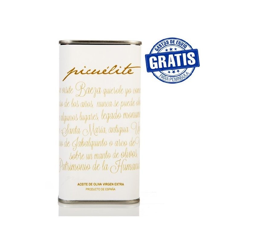 Picuélite alta gama. 20 tins of 250 ml.