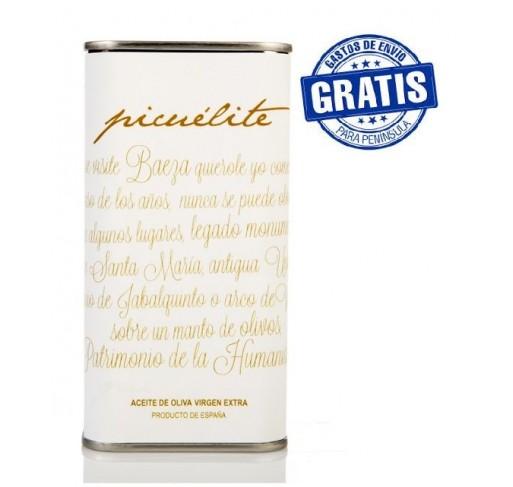 Picuélite alta gama. 20 tins of 250 ml.
