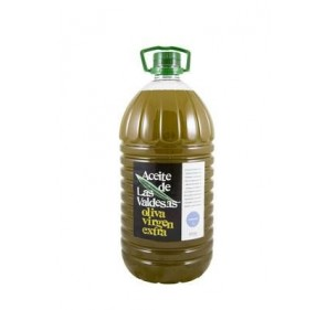 Las Valdesas Hojiblanca. 5 litros sin filtrar