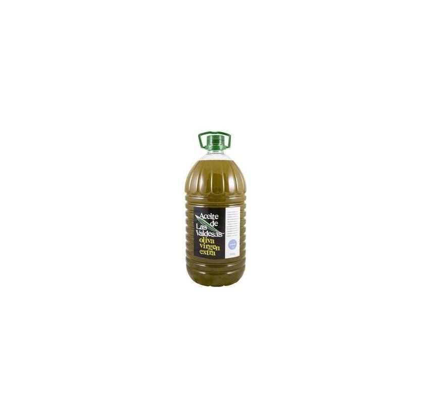 Aceite de las Valdesas Hojiblanca. 5 litros sin filtrar