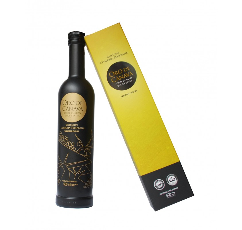 Oro de Cánava. 500 ml doric