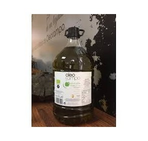 Oleocampo Ecológico. Caja de tres envases de 5 litros.