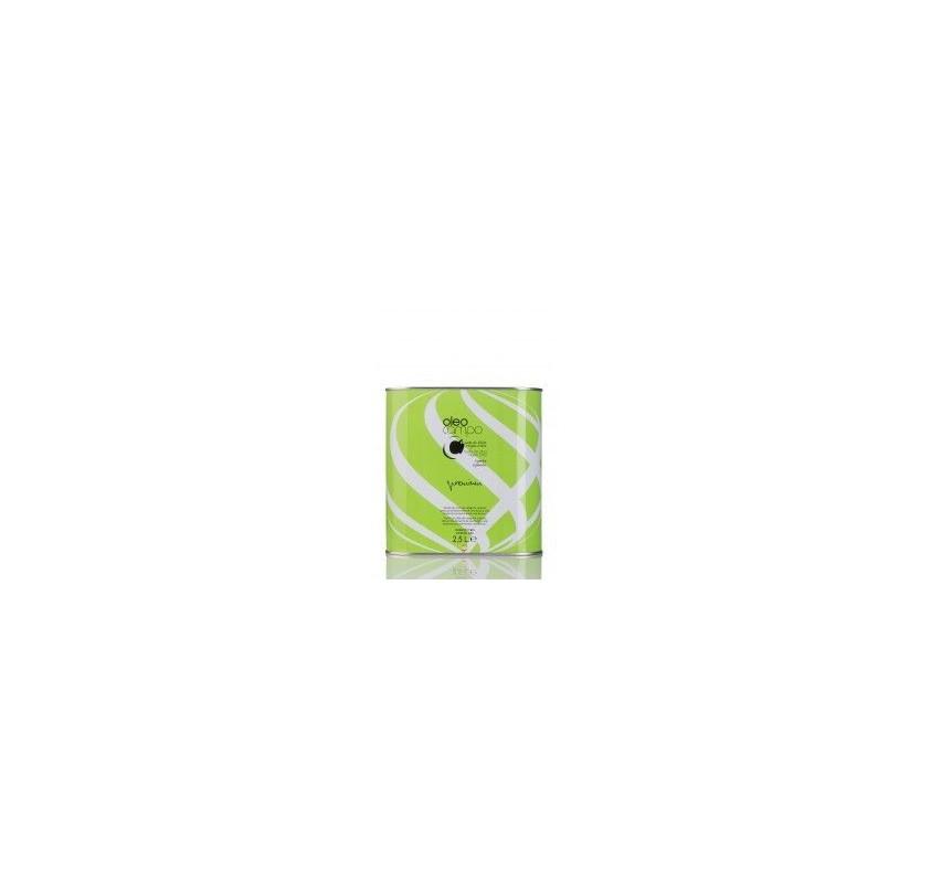 Tin Premium Oleocampo 4 x 2.5 Liters
