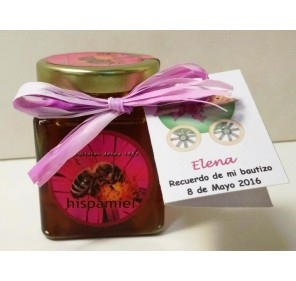 Tarro de miel 125gr