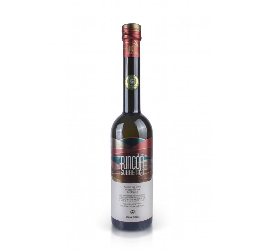 Rincón de la Subbetica. 500 ml. Glass bottle