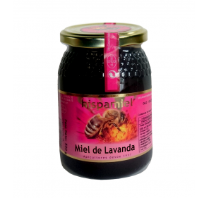 Lavender honey. 500 gr.