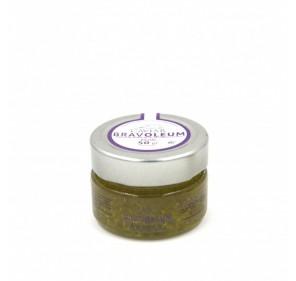 Bravoleum Caviar aove arbequina 50 G caja 15 uds