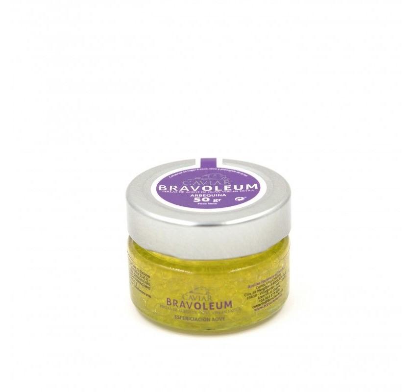 Bravoleum Caviar aove picual 50 G caja 15 uds