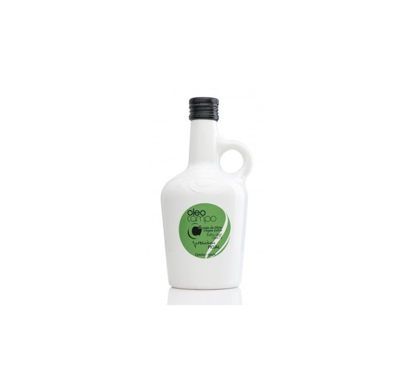 Extra virgin olive oil. Oleocampo Premium. Picual variety 500ml jug