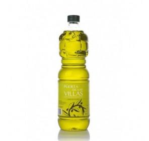 Puerta de las Villas. Aceite de oliva Picual. 1 litro