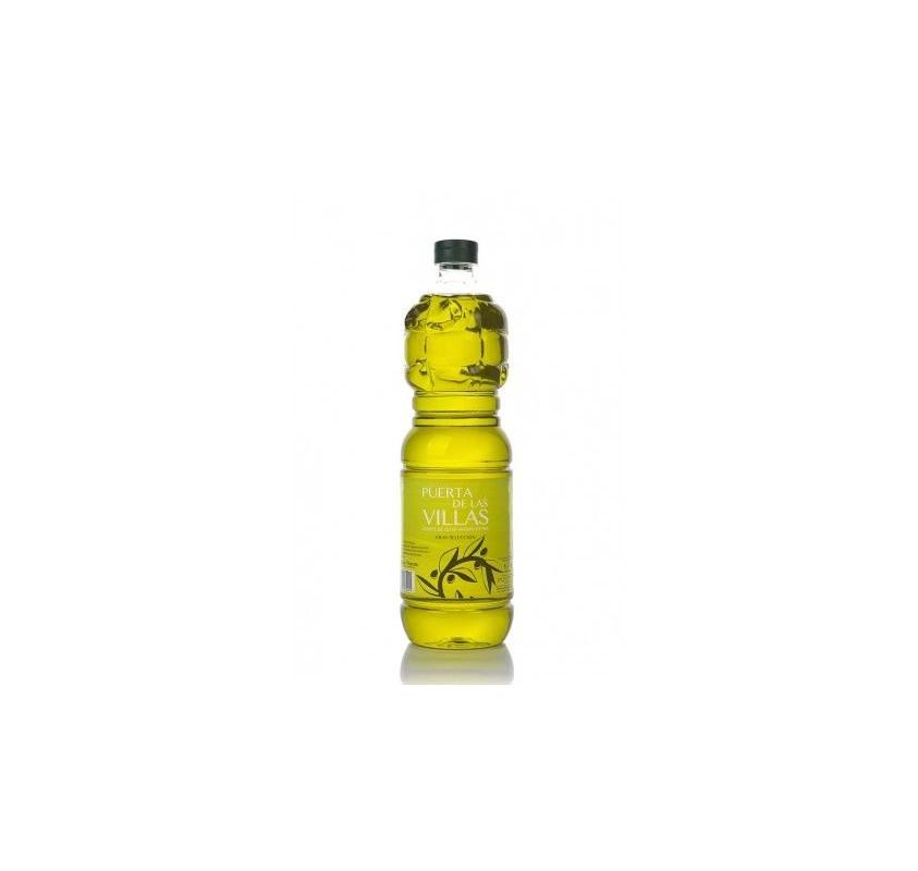 Puerta de la Villas. Picual Olive oil. 5 liter