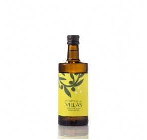 Extra virgin olive oil. Puerta de las Villas. Argos bottle 500mlx12