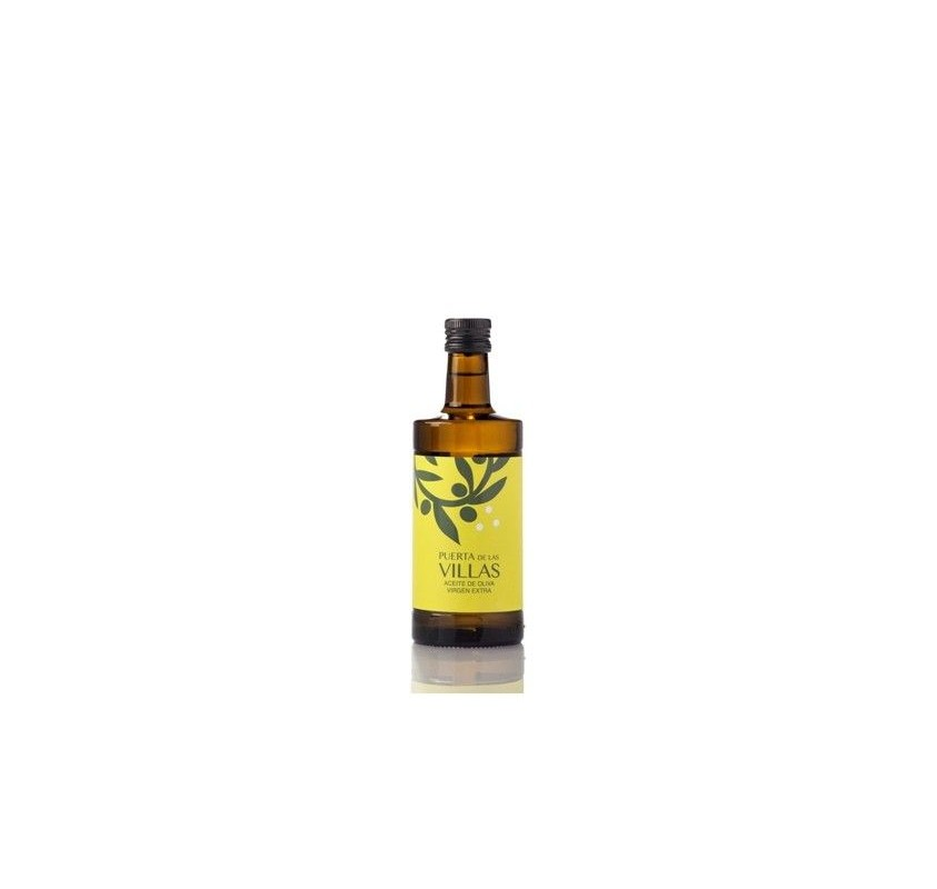 Extra virgin olive oil. Puerta de las Villas. Argos bottle 500ml