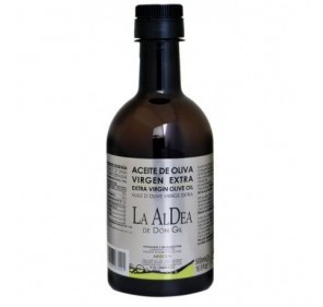 Aldea de Don Gil. Extra virgin olive oil.500 mlX6