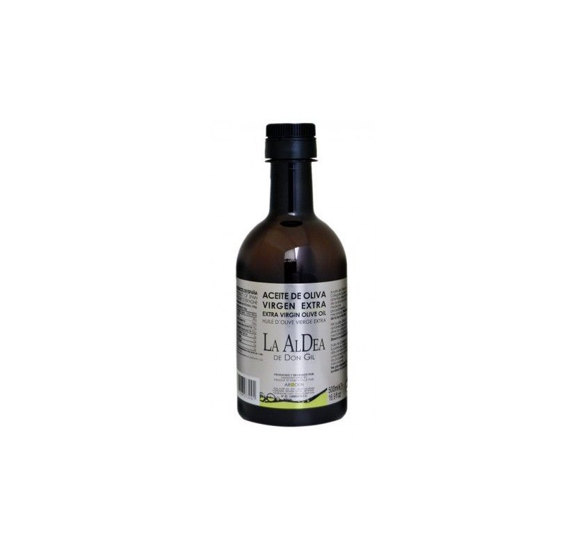 Aldea de Don Gil. Aceite de oliva. 6 botellas de 500ml