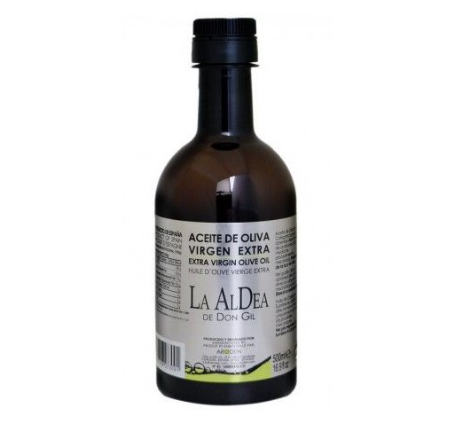 La Aldea de Don Gil. Aceite de oliva. 6 botellas de 500ml