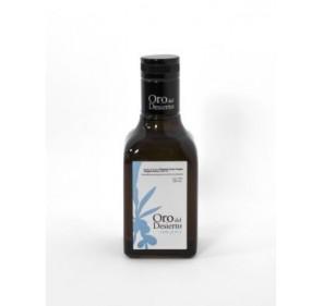 Oro del Desierto. Organic Olive oil . 250 mlX12